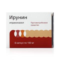 Ирунин - фото упаковки