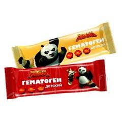 Гематоген детский кунг-фу панда