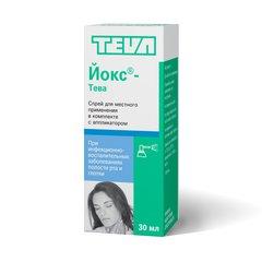 Йокс-Тева - фото упаковки