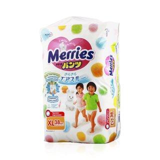 Мерриес трусики - подгузники XL