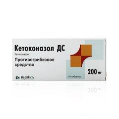 Кетоконазол дс - фото упаковки