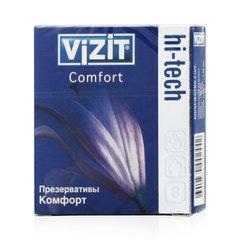 Визит презервативы хай-тек комфорт
