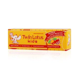 Twin lotus зубная паста для детей