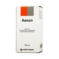 Аекол - фото упаковки