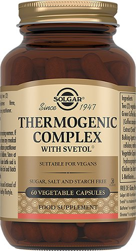Солгар термогенный комплекс