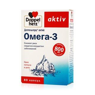 Доппельгерц® Актив Омега-3