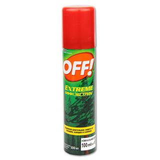 Офф от комаров и клещей