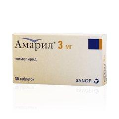 Амарил - фото упаковки