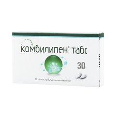 Комбилипен табс - фото упаковки