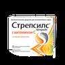 Стрепсилс с витамином С