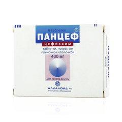 Панцеф - фото упаковки