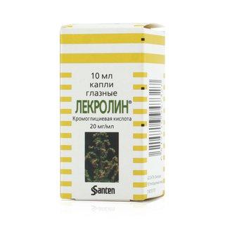Лекролин - фото упаковки