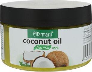 Эльфарма масло кокосовое