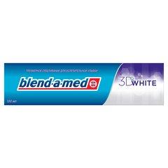 "Blend-a-med зубная паста ""трехмерное отбеливание"""