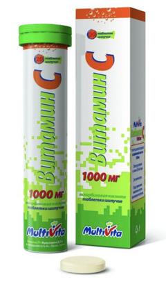 Витамин С - фото упаковки