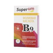 Суперум фолиевая кислота