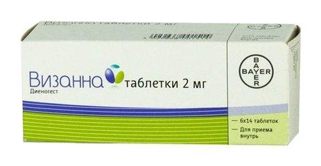 Визанна - фото упаковки