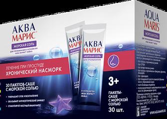Аква Марис Морская соль - фото упаковки