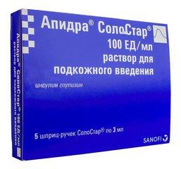 Апидра солостар