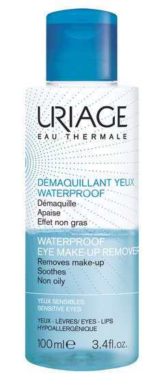 Урьяж средство для снятия водостойкого макияж с глаз