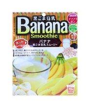 Файн смузи банановый на соевом молоке с черн. кунжутом