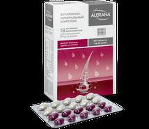 Алерана витаминно-минеральный комплекс
