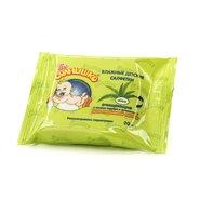 """""""Мое солнышко"""" салфетки влажные для детей очищающие при смене подгузника"""