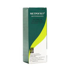 Метрогил - фото упаковки