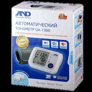 AND UA-1300 тонометр автоматический