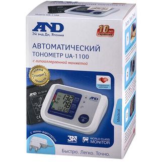 AND UA-1100 тонометр автоматический