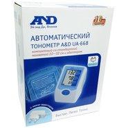 AND UA-668 тонометр автоматический с адаптером