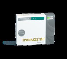 Примаксетин - фото упаковки