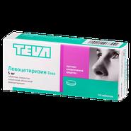 Левоцетиризин-Тева