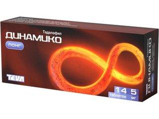 Динамико Лонг - фото упаковки