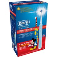 Oral-B Professional Care зубная щетка электрическая Набор 500 + зубная щетка Oral-B KIDS Mickey