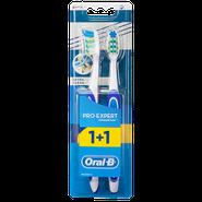 """Oral-B Pro Expert зубная щетка """"экстрачистка"""" средняя"""