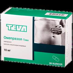 Омепразол-Тева - фото упаковки