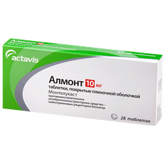 Алмонт - фото упаковки