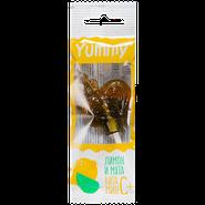 Юмми Карамель леденцовая с витамином С Лимон-Мята