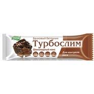 Турбослим батончик шоколадный кекс
