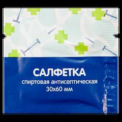Салфетка антисептическая спиртовая