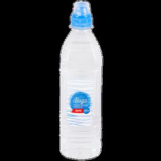 PL Вода питьевая негазированная спортивная