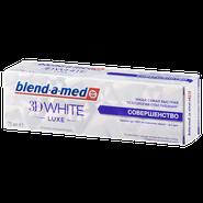 """Blend-a-med зубная паста """"3d вайт люкс"""" совершенство"""