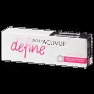 Линза контактная Acuvue 1-DAY Define ВС=8,5 -1,25 Shimmer