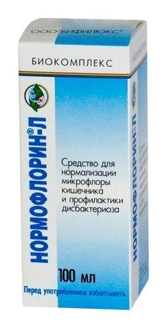 Нормофлорин l конц.жидк.