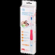 CS-161 зубная щетка  электрическая розовая