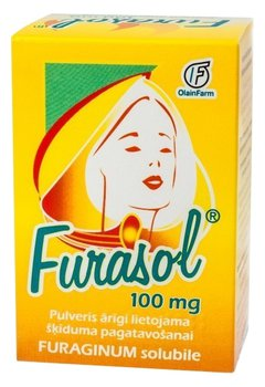 Фурасол - фото упаковки