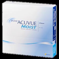Линза контактная Acuvue 1-DAY Moist BC=8,5 -1,00