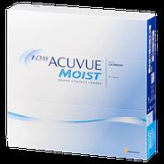 Линза контактная Acuvue 1-DAY Moist BC=8,5 -1,50
