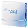 Линза контактная Acuvue 1-DAY Moist BC=8,5 -4,00